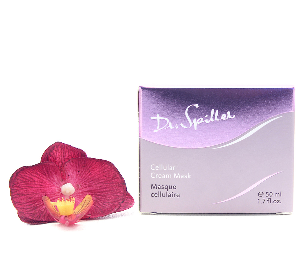 116107 Dr. Spiller Cellular Cream Mask 50ml