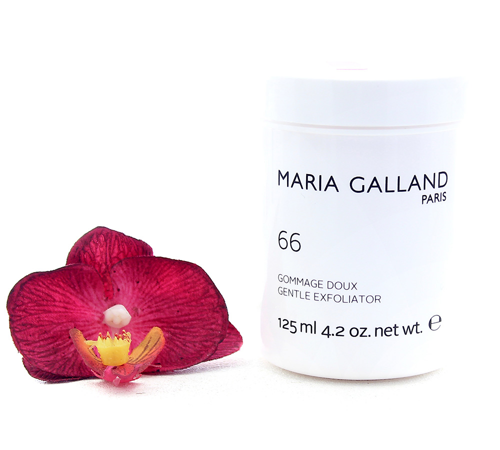 19000196 Maria Galland 66 Gentle Exfoliator 125ml