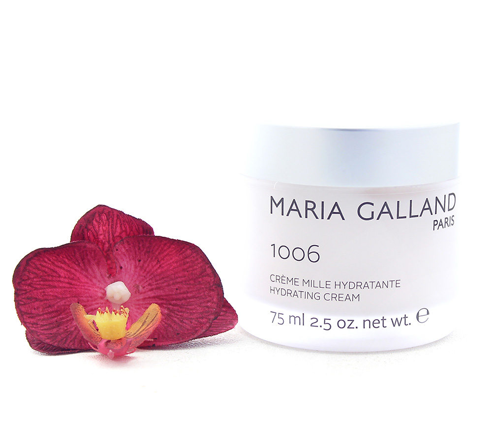19000355 Maria Galland 1006 Creme Mille Hydratante - Hydrating Cream 75ml