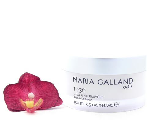 19000378-510x459 Maria Galland 1030 Masque Mille Lumiere - Radiance Mask 150ml