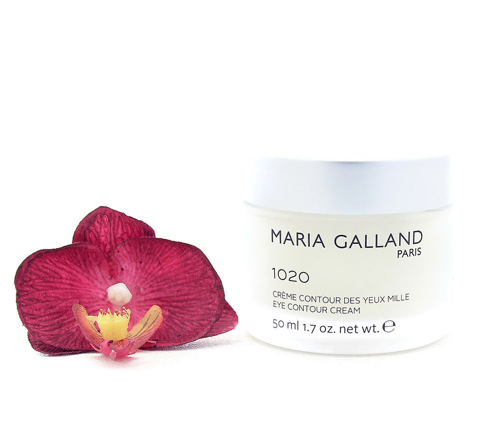 19000396 Maria Galland 1020 Creme Contour des Yeux Mille - Eye Contour Cream 50ml