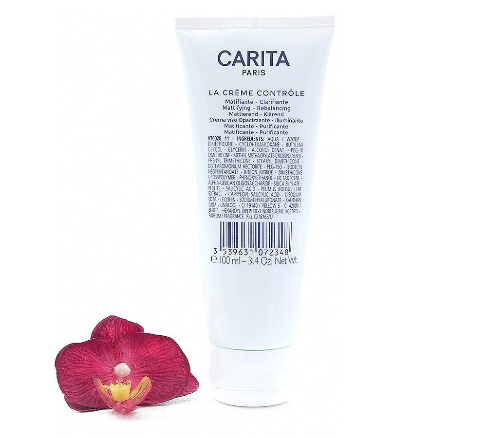 97002811 Carita La Crème Controle - Mattifiante Clarifiante 100ml