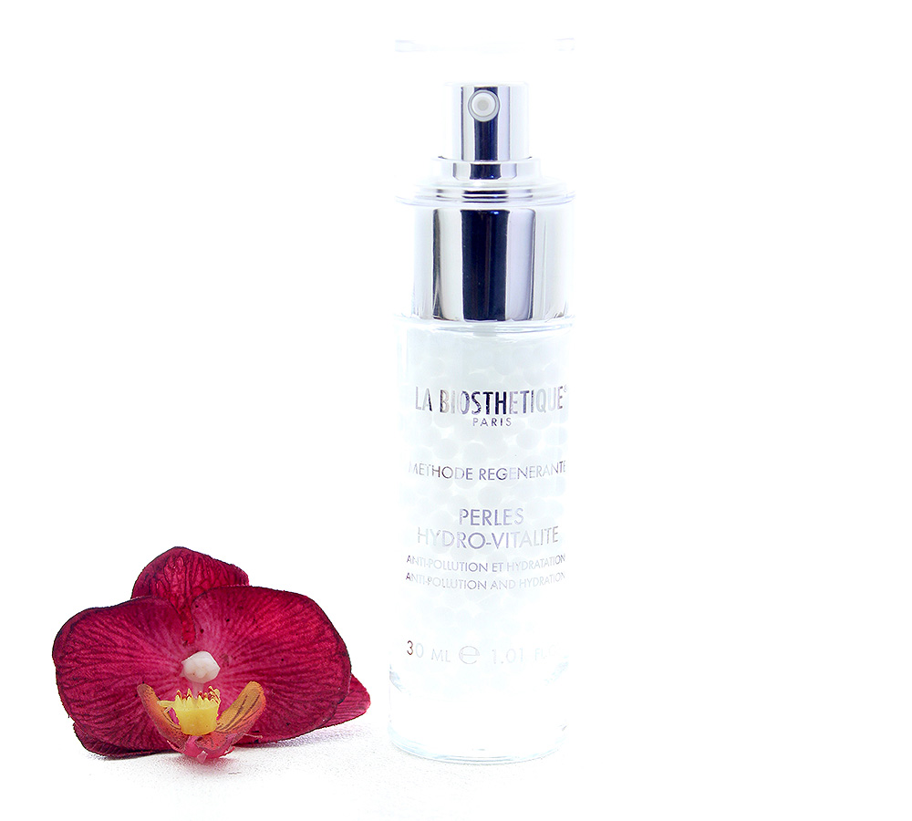 005918 La Biosthetique Methode Regenerante Perles Hydro-Vitalite 30ml Salon Size
