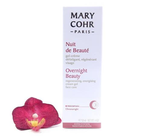 893600-510x459 Mary Cohr Overnight Beauty - Regenerating Energising Cream Gel 50ml