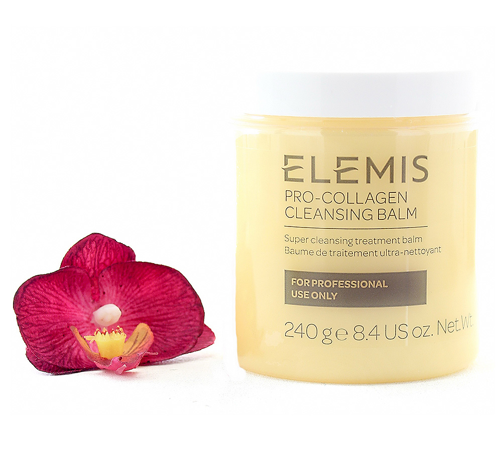 EL00173 Elemis Pro-Collagen Cleansing Balm - Super Cleansing Treatment Balm 240g
