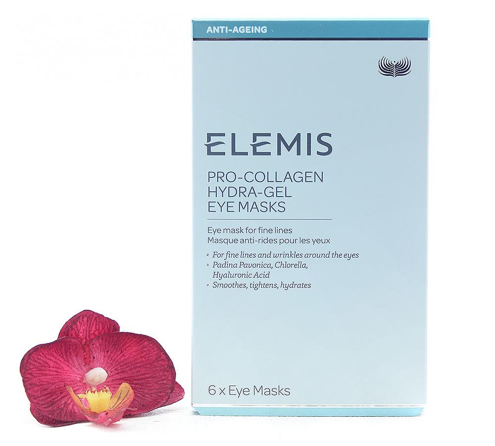 EL00197 Elemis Pro-Collagen Hydra-Gel Eye Masks 6pcs