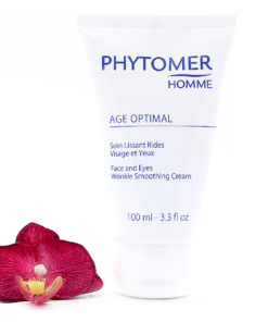 PFSVP853-247x296 Phytomer Homme Age Optimal - Face and Eyes Wrinkle Smoothing Cream 100ml