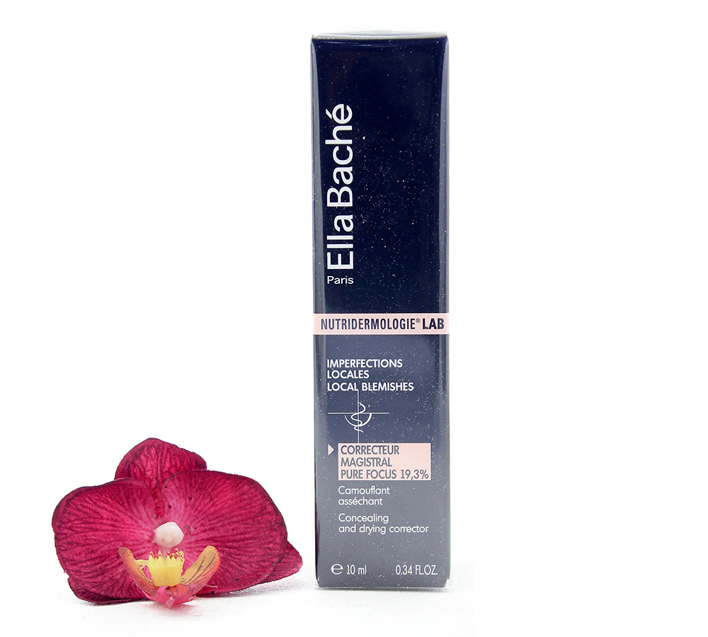 VE16031 Ella Bache Nutridermologie LAB Correcteur Magistral Pure Focus 19.3% 10ml