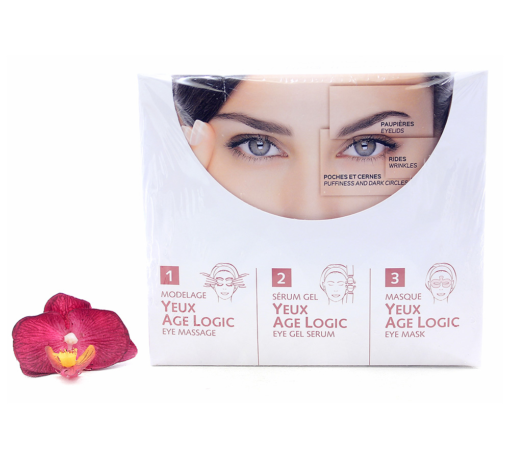041152001 Guinot Age Logic - Eye Lifting Treatment Set