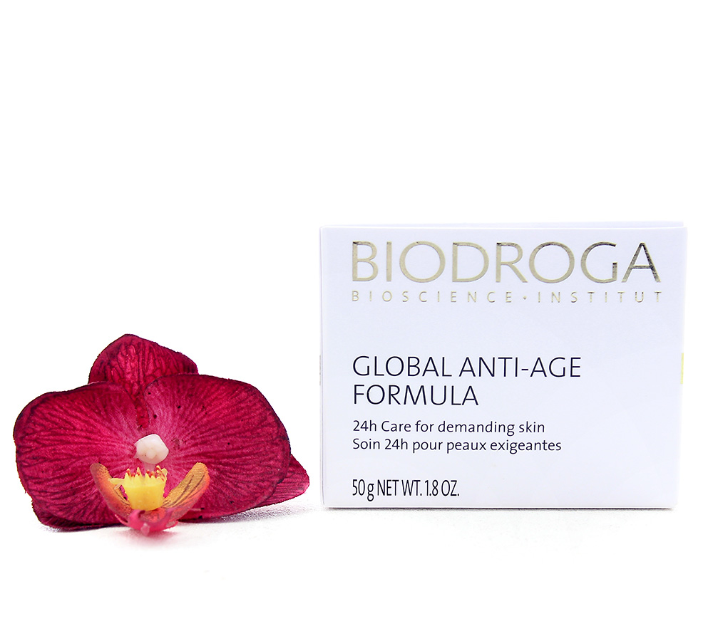 43784 Biodroga Global Anti-Age Formula 24h Care for Demanding Skin 50ml