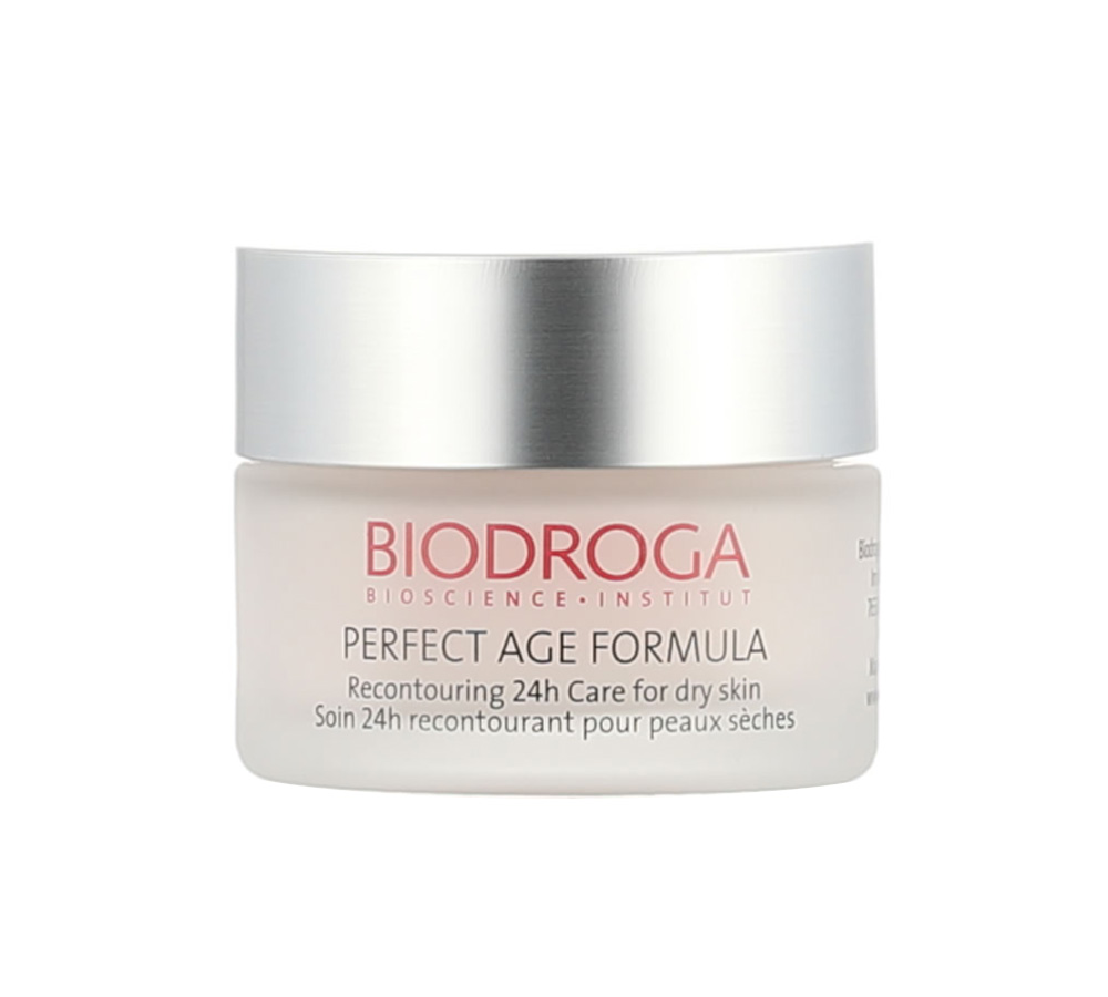 45684-1 Biodroga Perfect Age Formula Recontouring 24h Care for Dry Skin 50ml
