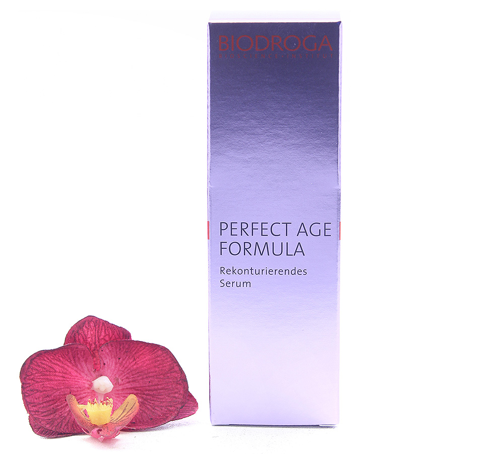 45686 Biodroga Perfect Age Formula - Rekonturierendes Serum 30ml