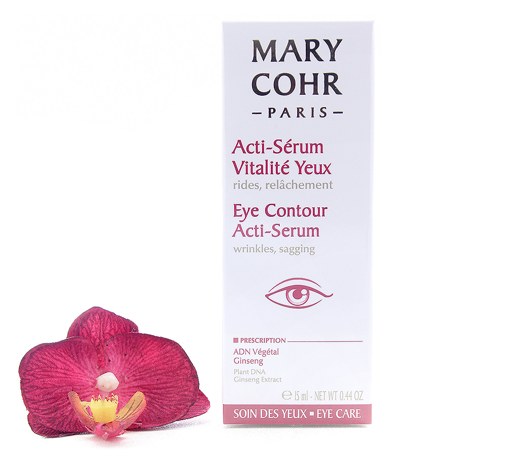 859153 Mary Cohr Eye Contour Acti-Serum - Eye Care 15ml