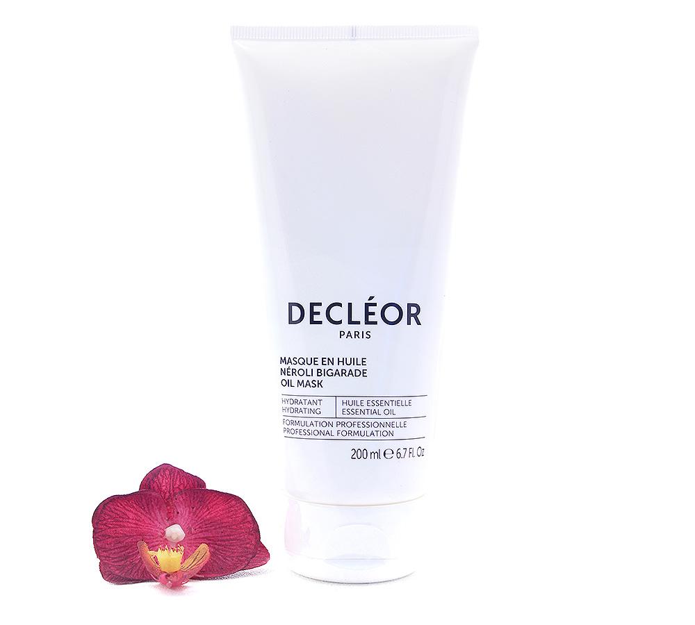 DR538050 Decleor Neroli Bigarade Oil Mask - Hydrating Essential Oil 200ml
