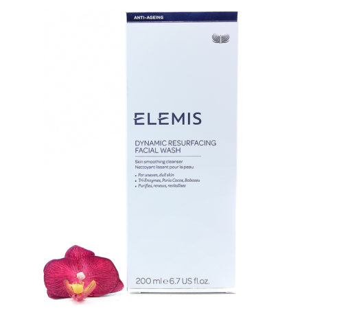 EL00713-510x459 Elemis Dynamic Resurfacing Facial Wash - Skin Smoothing Cleanser 200ml