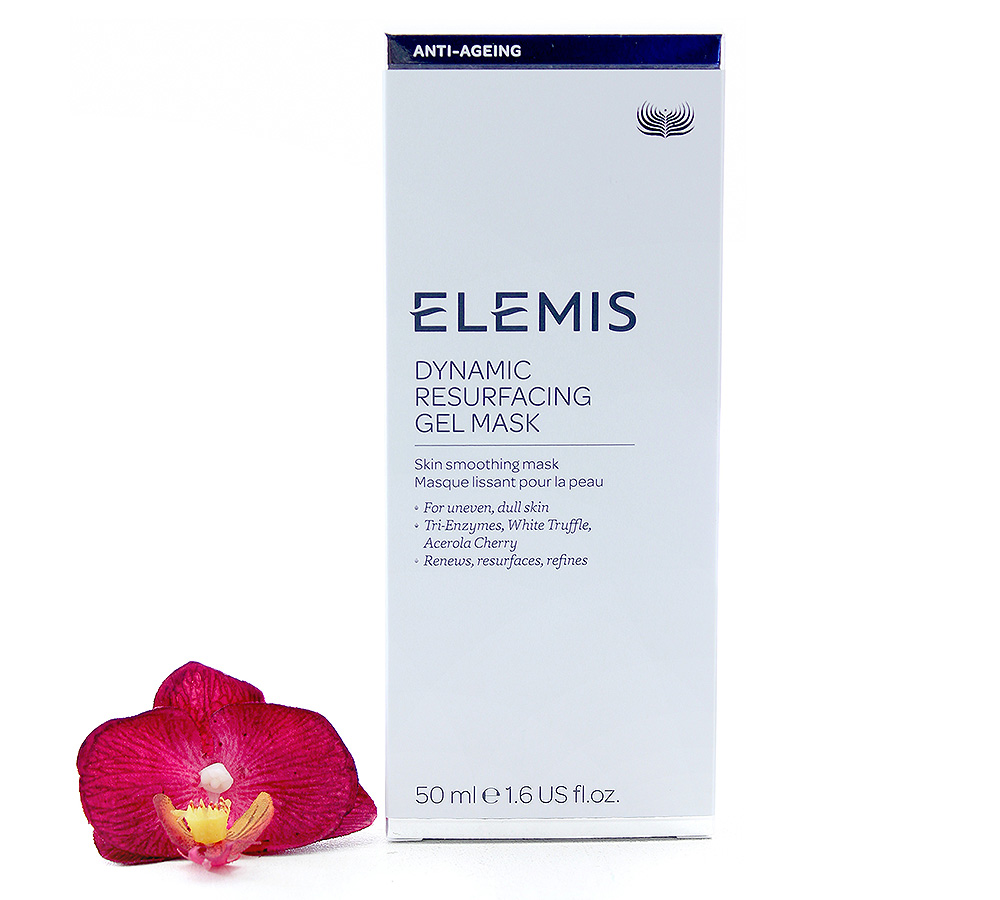 EL00725 Elemis Dynamic Resurfacing Gel Mask - Skin Smoothing Mask 50ml
