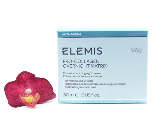 EL50143-510x459 Elemis Pro-Collagen Overnight Matrix - Wrinkle Smoothing Night Cream 50ml