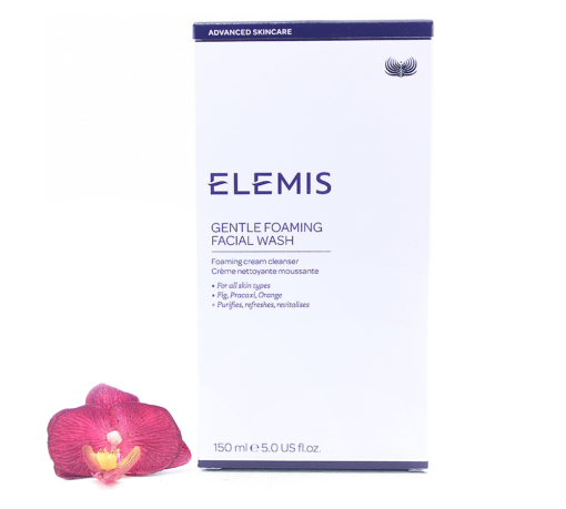 EL50151-510x459 Elemis Gentle Foaming Facial Wash - Foaming Cream Cleanser 150ml