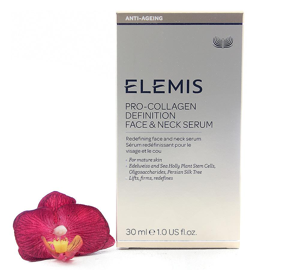 EL50165 Elemis Pro-Collagen Definition Face & Neck Serum 30ml