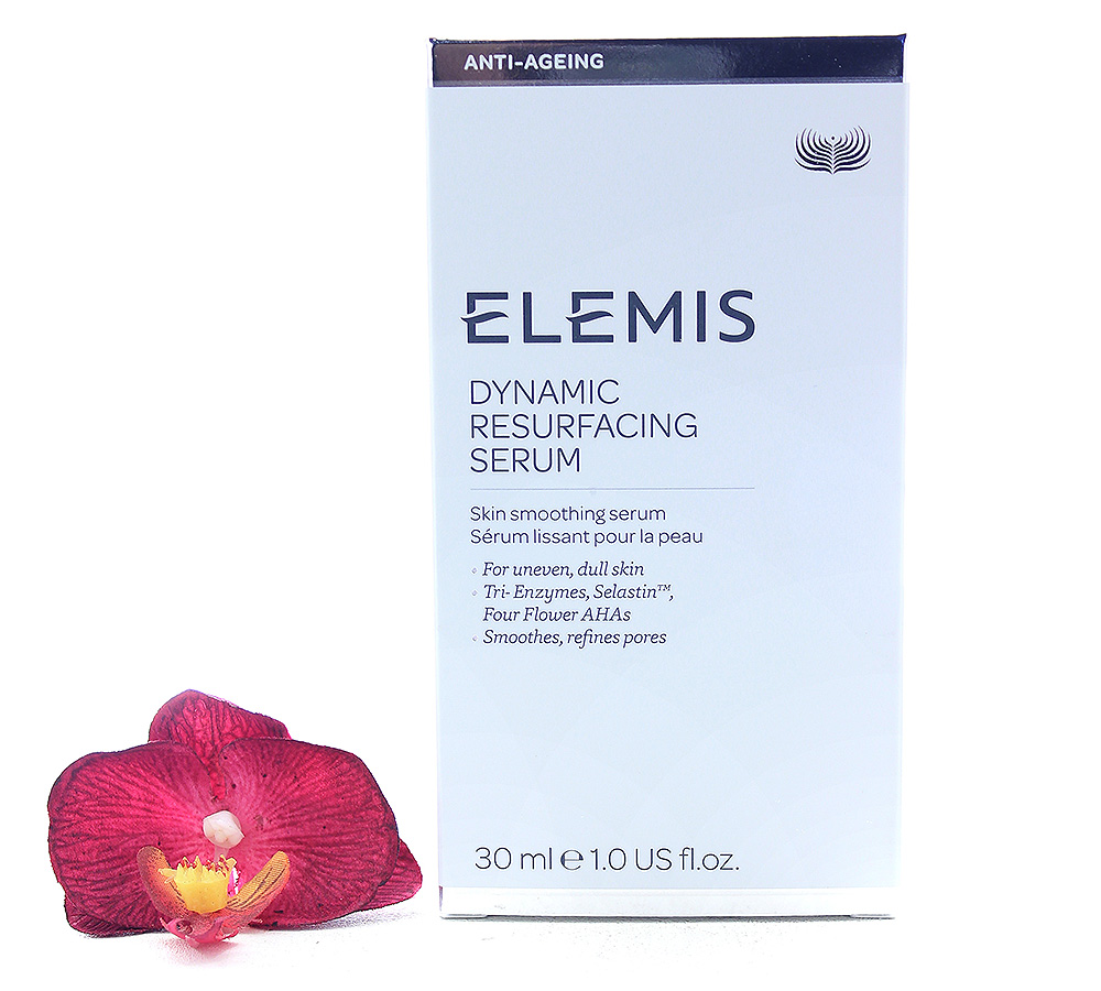 EL50195 Elemis Dynamic Resurfacing Smoothing Serum 30ml