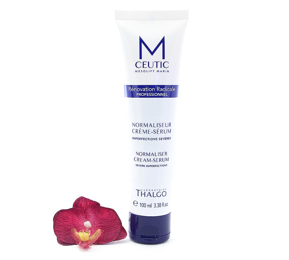 KT16031 Thalgo M-Ceutic Normaliser Cream-Serum - Normaliseur Creme-Serum 100ml